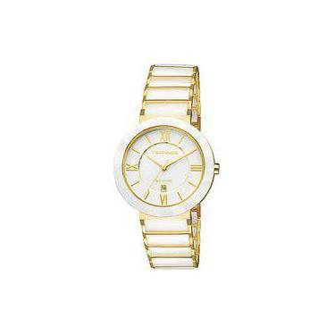 Relógio de Pulso R  300 a R  2.375 Cerâmica   Joalheria   Comparar ... 7837b708d1