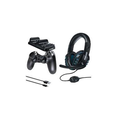 Kit Gamer DreamGEAR 6 em 1 - PS4