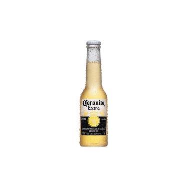 Cerveja Mexicana Coronita Lager Long Neck 210 Ml