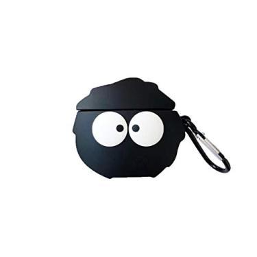7haofang Fashion Headset Cool Coal capa protetora de silicone capa de PVC