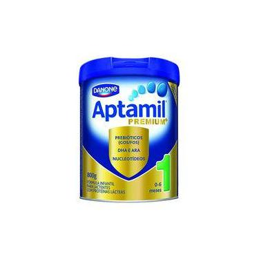 Leite Em Pó Infantil Para Lactentes Aptamil Premium 1 - 800g