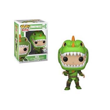 Funko Pop - Rex - Game Fortnite