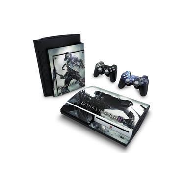 Skin Adesivo para PS3 Fat - Darksiders 2