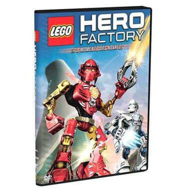 Imagem de Lego Hero Factory O Momento Dos Novatos