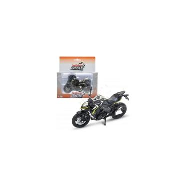 Imagem de Miniatura Moto Kawasaki Z1000 R California Cycle 1:18 Welly