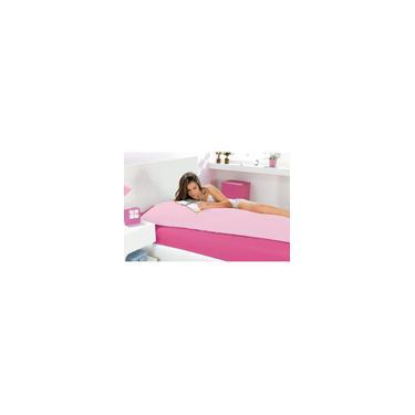 Imagem de Capa para Travesseiro Fofuxão Percal 140 Fios - rosa
