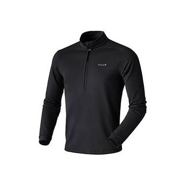 Blusa X-Thermo DS ZIP Base Layer-  Solo