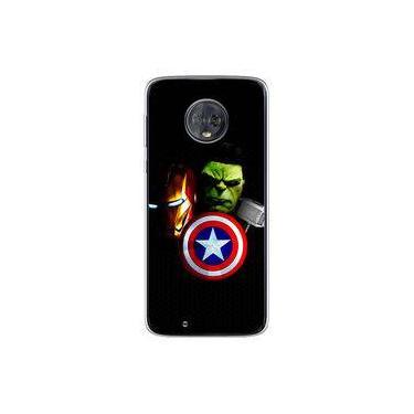 Capa para Moto G6 - The Avengers | Os Vingadores 1