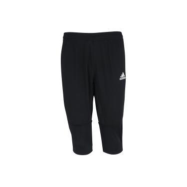 92f95255ea4 Calça de Futebol 3 4 adidas Condivo 18 - Masculina - PRETO adidas