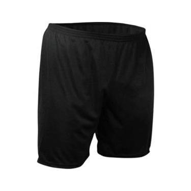 Calção Futebol Kanga Sport - Calção Preto - nº10