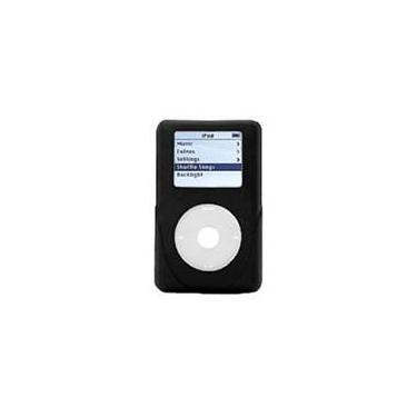 Capa eVo2/A  Ebony  p/ iPod Video - Preta - iSkin