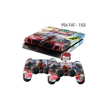 Skin PS4 Fat The Crew 2