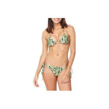 Biquíni Cortininha MOS Beachwear Frufru Arpoador
