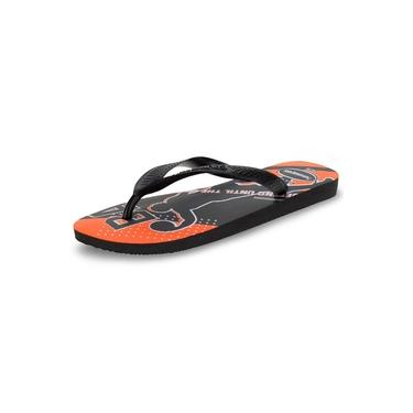 Chinelo Masculino Top Athletic Havaianas - 4141348 Preto/laranja