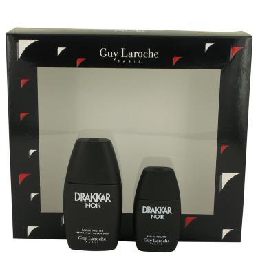 Imagem de Perfume Masculino Drakkar Noir Cx. Presente Guy Laroche 50 Ml Eau De Toilette + 15 Ml Mini Edt