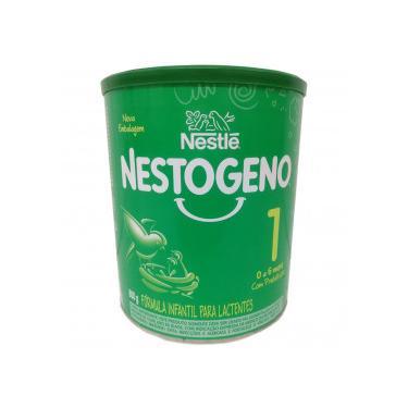 Imagem de Nestogeno 1 Fórmula Infantil Nestlé Lata 800g