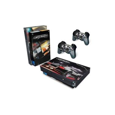 Skin Adesivo para PS2 Fat - Need for Speed: Most Wanted