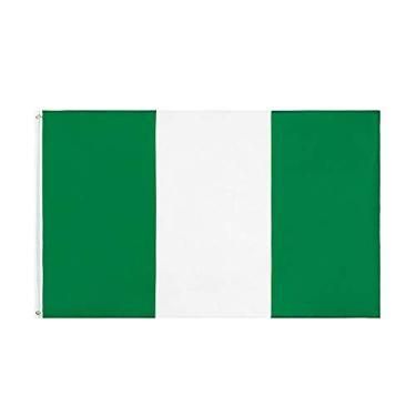 Bandeira da Nigéria 150x90cm