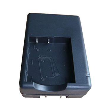 Carregador p/ Bateria de Câmera Digital Ecomania EM-BCBG1 Bivolt - Preto