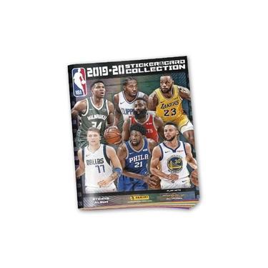Livro Ilustrado Oficial NBA 2019/20 - Livro Ilustrado Capa C