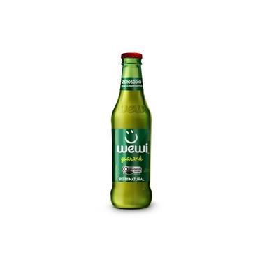 Refrigerante Orgânico Guaraná Wewi 255ml