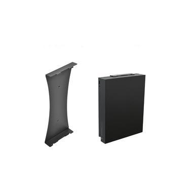 Suporte de suporte vertical de parede para console de jogos Microsoft Xbox One X