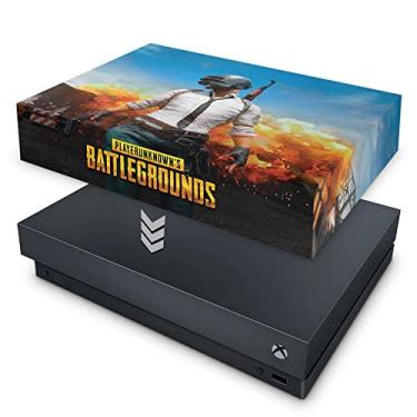 Capa Anti Poeira para Xbox One X - Players Unknown Battlegrounds Pubg