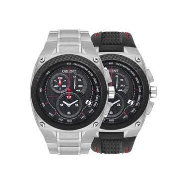 443e503d9af99 Relógio Orient Masculino Troca Pulseira Cronógrafo SpeedTech Edição  Ilimitada MTFTC002 P1SX