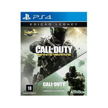 PS4 - Call of Duty Infinite Warfare: Edição Legacy
