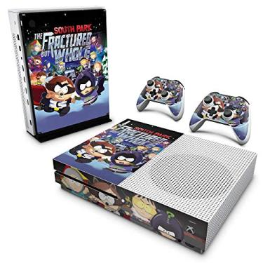 Skin Adesivo para Xbox One Slim - South Park: The Fractured But Whole