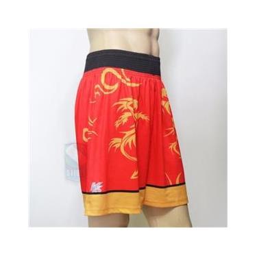 Calção Kanxa Fight Dragon Muay Thai