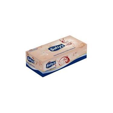 Softys Lenço De Papel 21,5x22,2cm C/150