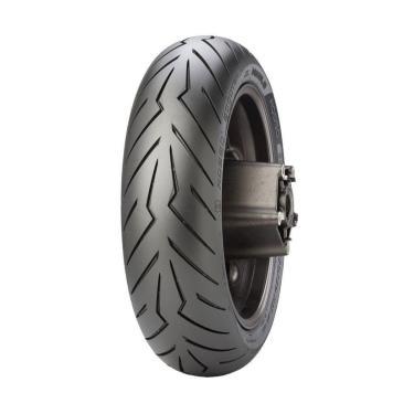 Pneu De Moto Pirelli Aro 15 Diablo Rosso Scooter 160/60R15 67H Tl - Traseiro