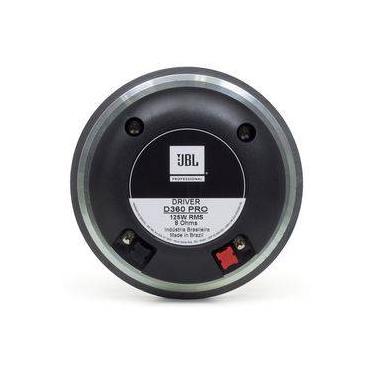 """Driver JBL D360 PRO Fenólico 2"""" - 125 Watts RMS"""