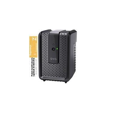 Estabilizador 110v Revolution Speedy 300va 4 tomadas mono 16520 SMS CX 1 UN