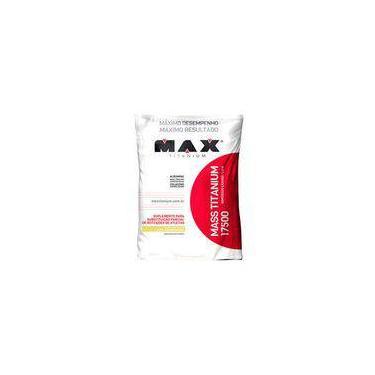 Suplemento Mass Titanium Hipercalórico 1,4kg Leite Cond. - Max Titanium
