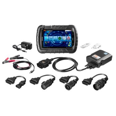 Imagem de Scanner Automotivo Raven 3 c/ Tablet + Kit Diesel - RAVEN R108800