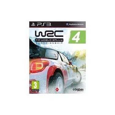 WRC 4: FIA World Rally Championship - PS3