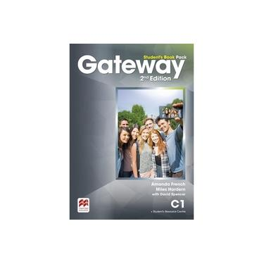 Gateway C1 - Students Books With Workbook - Spence, Dave - 9786685727418