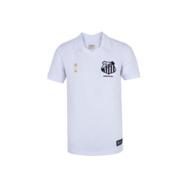 Camiseta do Santos 1962 RetrôMania - Masculina RetrôMania Masculino