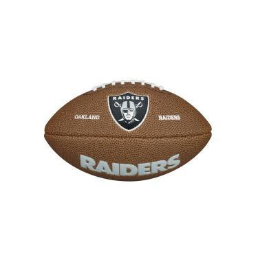 Bola Futebol Americano Wilson Oakland Raiders JR 94c7e247c2331