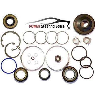 Imagem de Power Steering Seals - Rack de direção hidráulica e kit de vedação de pinhão para Nissan/Datsun 280ZX