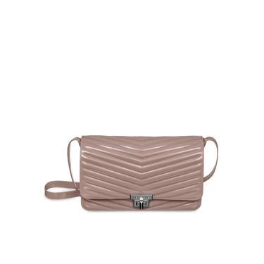 Bolsa Petite Jolie Feminina Hanna Bag PJ10212 Taupe