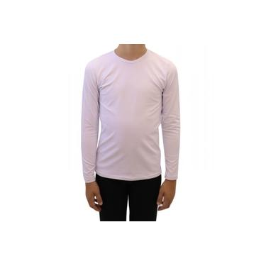 Camisa térmica Infantil Proteção UVA Unissex Lance