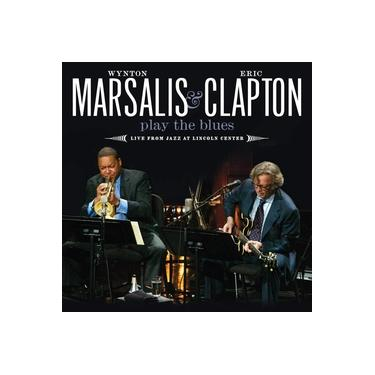 Cd Wynton Marsalis And Eric Clapton - Play The Blues