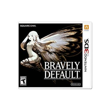 Game Bravely Default - 3Ds