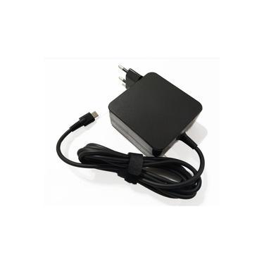 Fonte carregador Para Notebook 20v 3.25a 65w Usb Type-c Usb-c Compatível Com Dell Acer Asus Hp Lenov