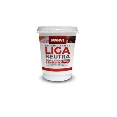 Estabilizante Liga Neutra M10 100g Marvi