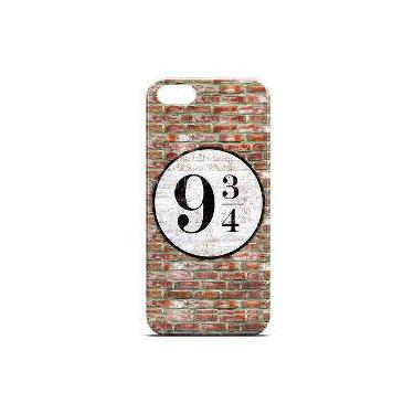 Capa Para Iphone 6 Plus De Plástico - Harry Potter | Plataforma 9 E 3|4