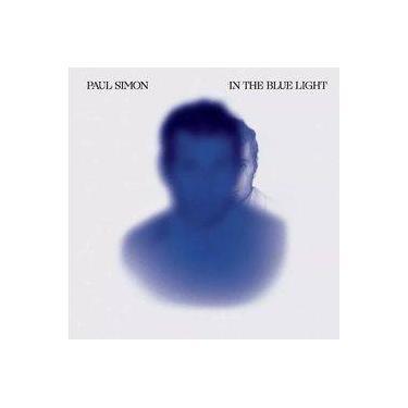 Paul Simon - In The Blue Light Cd Original/lacrado